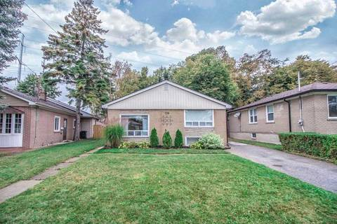 House for sale at 176 Sedgemount Dr Toronto Ontario - MLS: E4644139