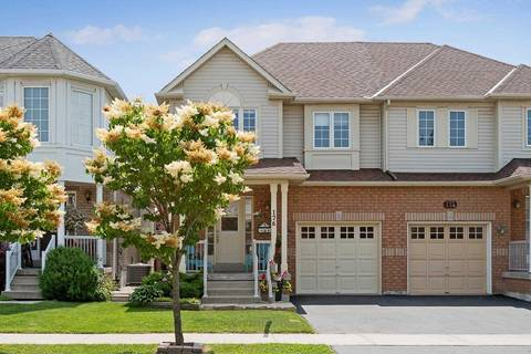 Townhouse for sale at 176 Sherwood Rd Milton Ontario - MLS: W4514176