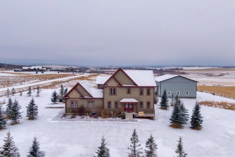 House for sale at 176014 166 Ave W Rural Foothills County Alberta - MLS: A1050359