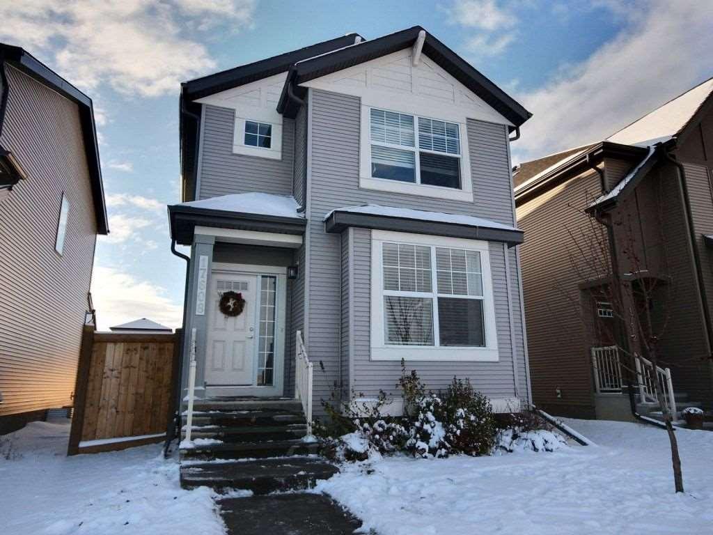 For Sale: 17608 58 Street, Edmonton, AB | 3 Bed, 3 Bath House for $409,900. See 19 photos!