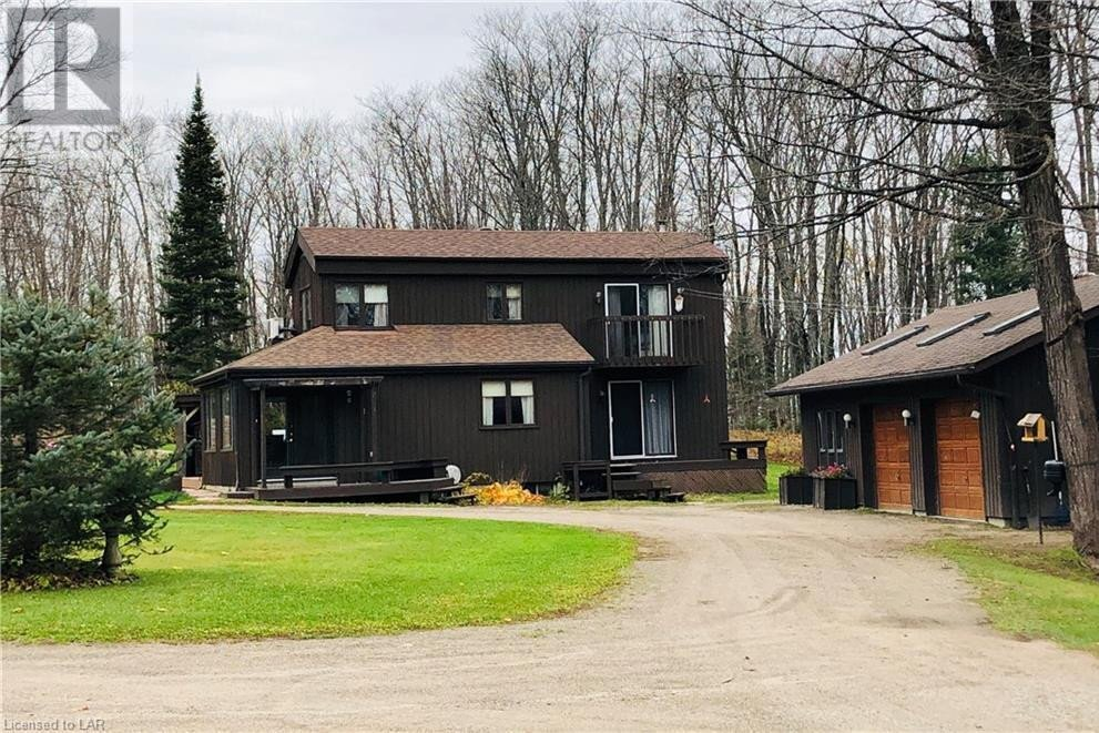 House for sale at 1761 Pickerel And Jack Lake Rd Burk's Falls Ontario - MLS: 40037256
