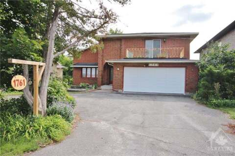 House for sale at 1761 Prince Of Wales Dr Ottawa Ontario - MLS: 1210396