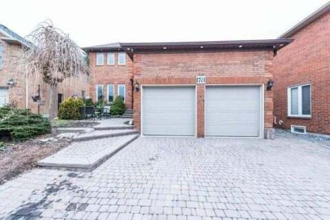 House for sale at 1761 Sir Montys Dr Mississauga Ontario - MLS: W4728010