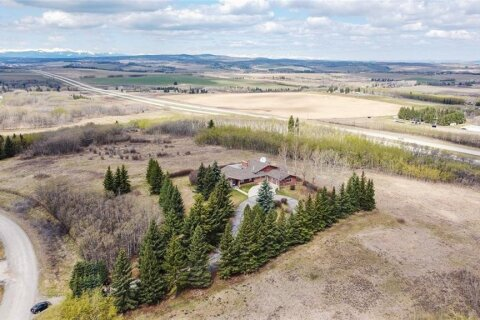 House for sale at 176102 186 Ave W Rural Foothills County Alberta - MLS: A1049214