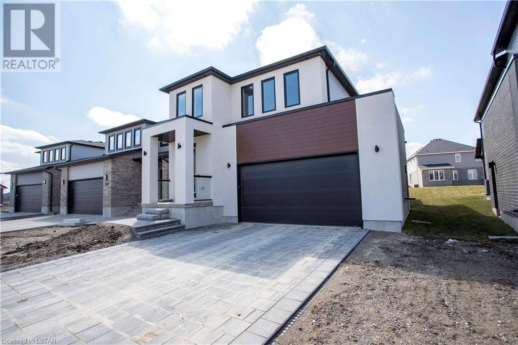 House for sale at 1762 Applerock Ave London Ontario - MLS: 253331