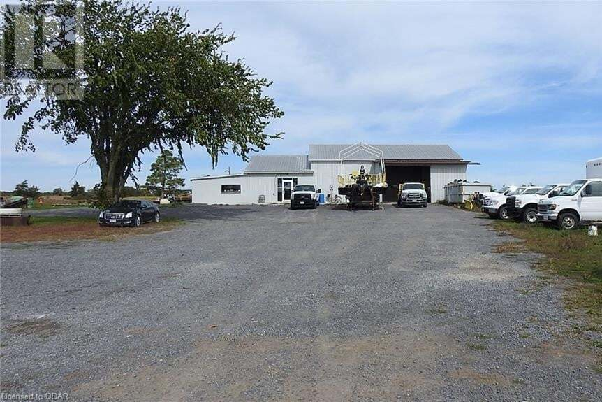 Commercial property for sale at 1762 Schoharie Road (cty Rd 1) Rd Prince Edward County Ontario - MLS: 223528