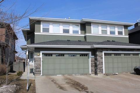 Townhouse for sale at 17622 10 Ave Sw Edmonton Alberta - MLS: E4148921
