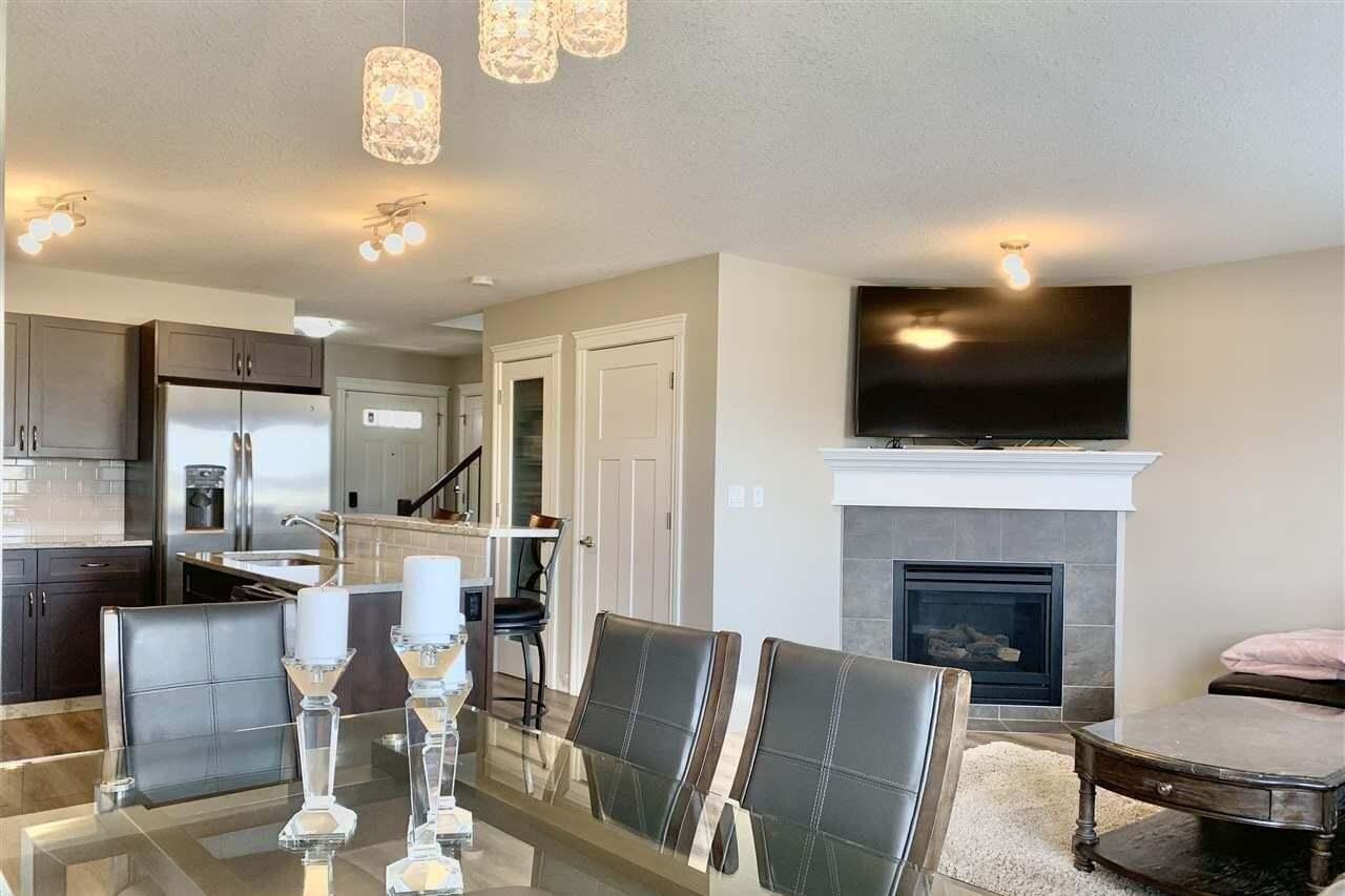 Townhouse for sale at 17626 10 Av SW Edmonton Alberta - MLS: E4196854