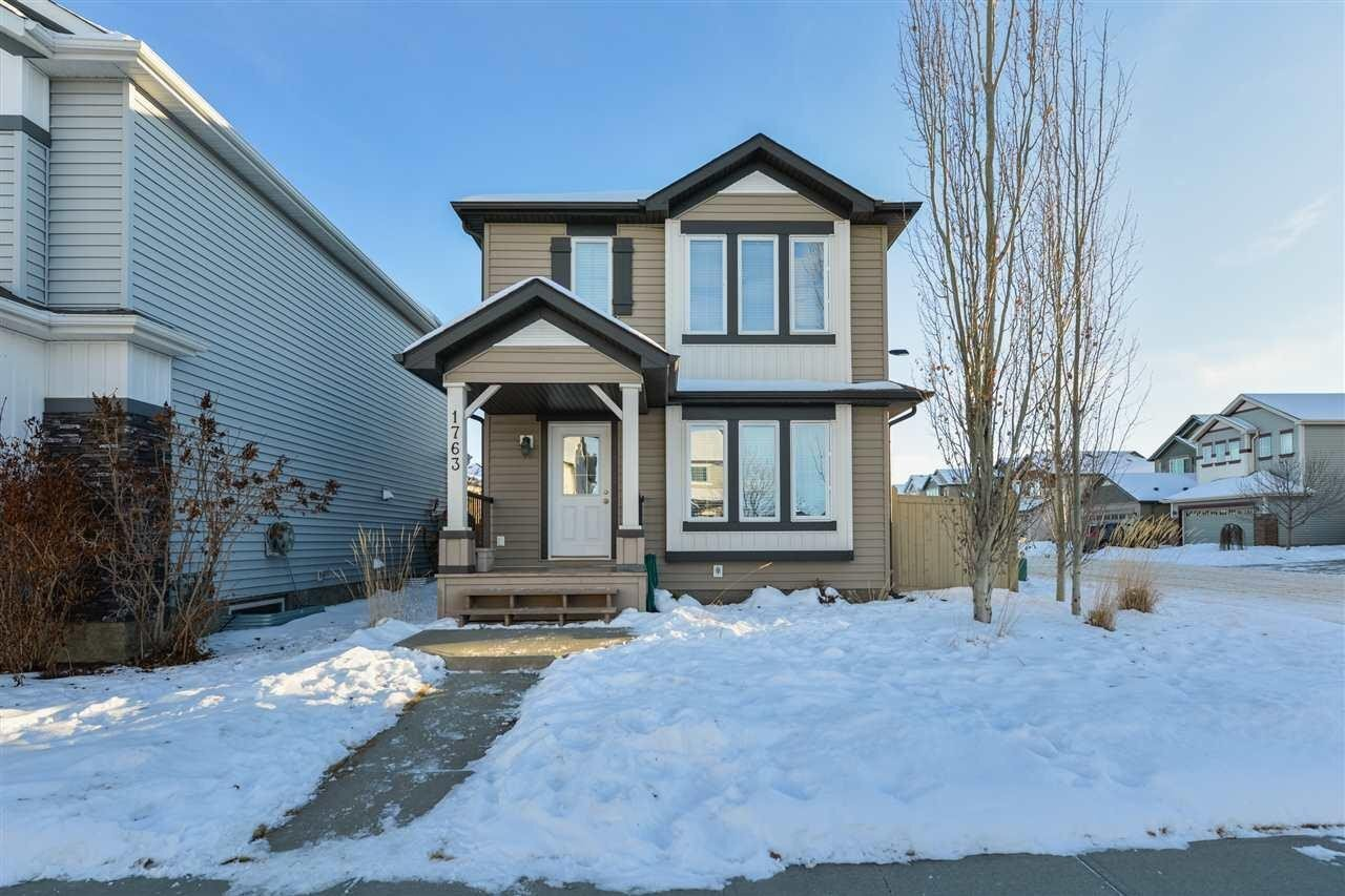 House for sale at 1763 63 St SW Edmonton Alberta - MLS: E4223923