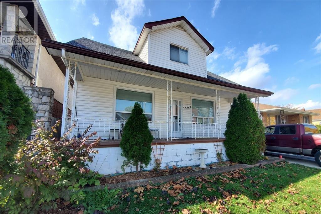 House for sale at 1763 Drouillard  Windsor Ontario - MLS: 20015059