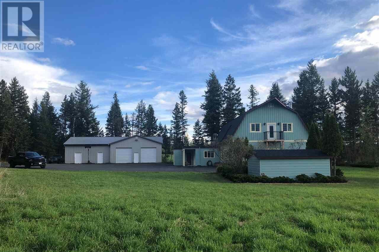 House for sale at 1763 Hilltop Rd Williams Lake British Columbia - MLS: R2458848