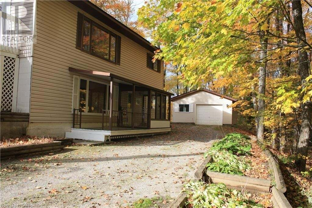 House for sale at 1763 Trappers Trail Road Rd Haliburton Ontario - MLS: 40032427