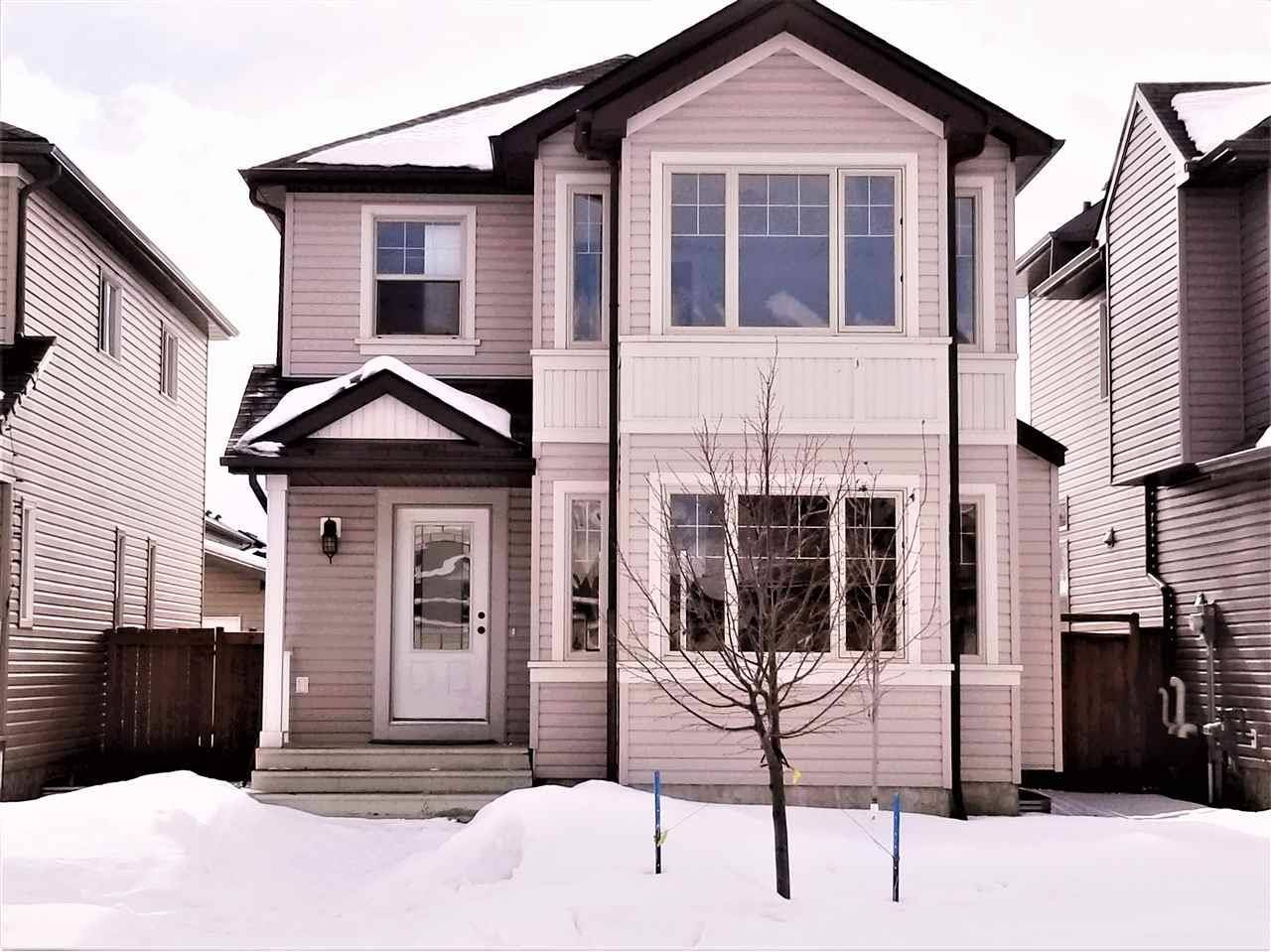 House for sale at 17633 5a Ave Sw Edmonton Alberta - MLS: E4189834