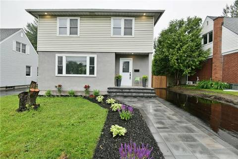 House for sale at 1764 Haig Dr Ottawa Ontario - MLS: 1157551