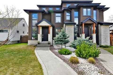 Townhouse for sale at 1765 1 Ave Northwest Calgary Alberta - MLS: C4241031
