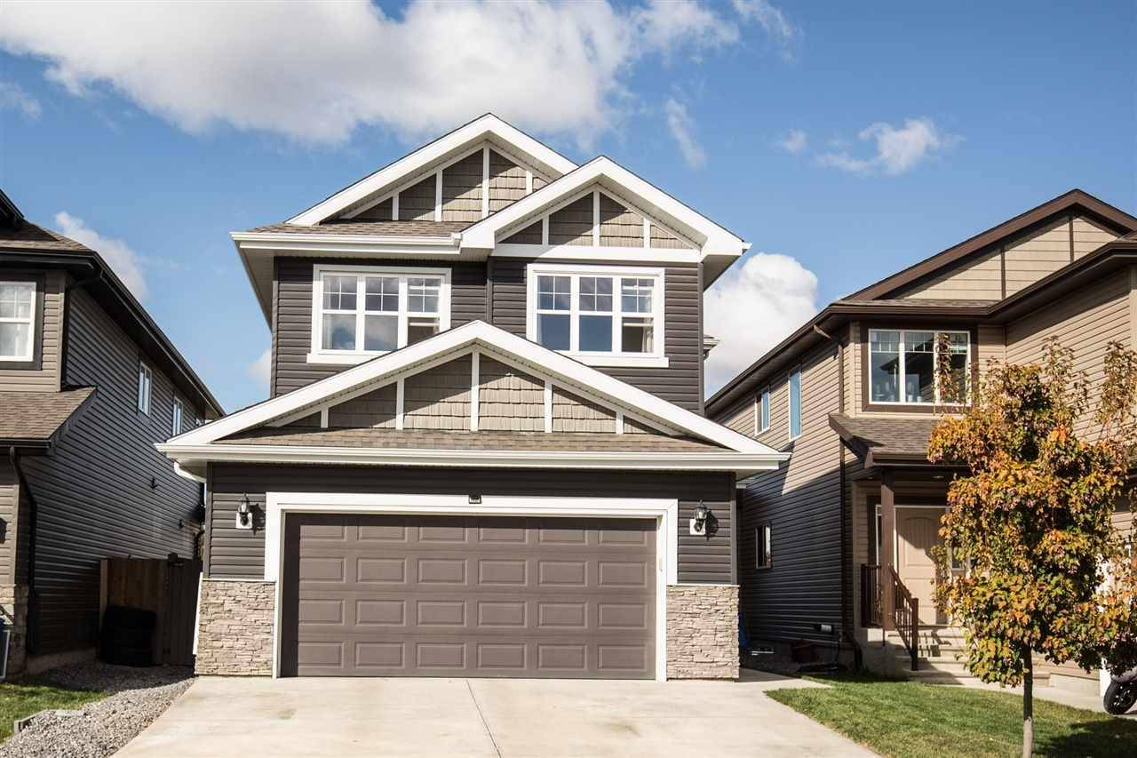 House for sale at 1765 Hammond Cres Nw Edmonton Alberta - MLS: E4176922