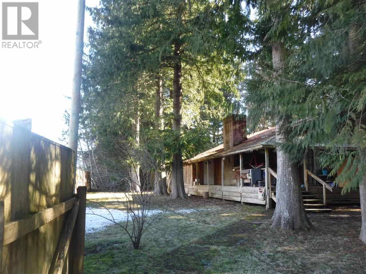 House for sale at 1765 Mackenzie Hy Bella Coola British Columbia - MLS: R2442723