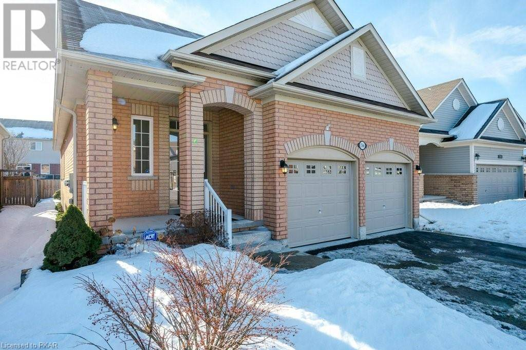 House for sale at 1766 Bissonnette Dr Peterborough Ontario - MLS: 243176