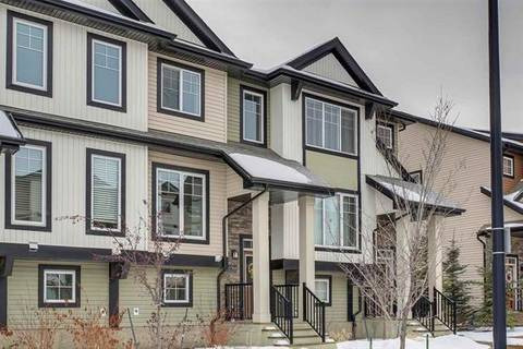 Townhouse for sale at 1766 Cunningham Wy Sw Edmonton Alberta - MLS: E4150329