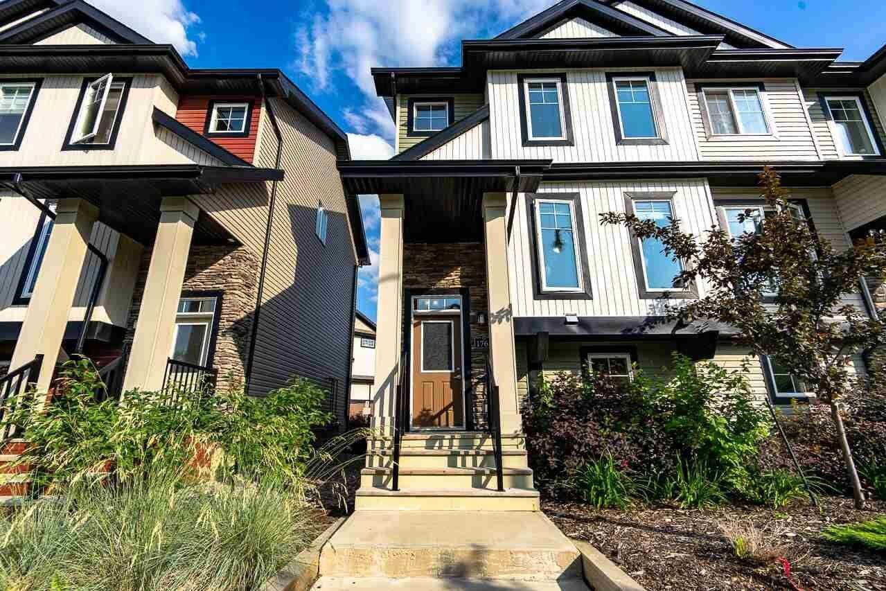 Townhouse for sale at 1768 Cunningham Wy SW Edmonton Alberta - MLS: E4203190