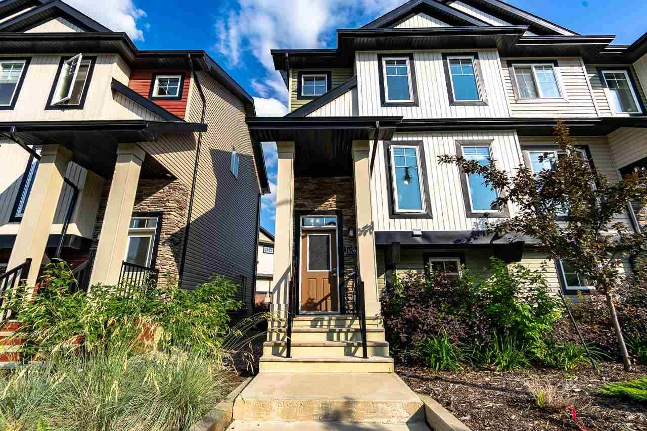 Townhouse for sale at 1768 Cunningham Wy Sw Edmonton Alberta - MLS: E4167015