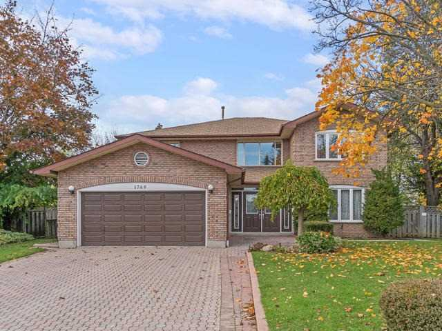 For Sale: 1769 Bridewell Court, Mississauga, ON | 4 Bed, 4 Bath House for $1,599,900. See 20 photos!