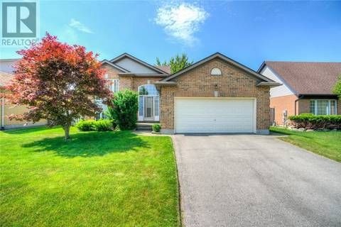 House for sale at 1769 Louise Blvd London Ontario - MLS: 207780