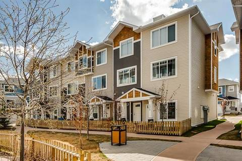 Townhouse for sale at 2802 Kings Heights Gt Southeast Unit 177 Airdrie Alberta - MLS: C4242075