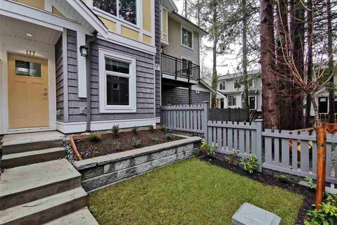 Townhouse for sale at 9718 161a St Unit 177 Surrey British Columbia - MLS: R2424417