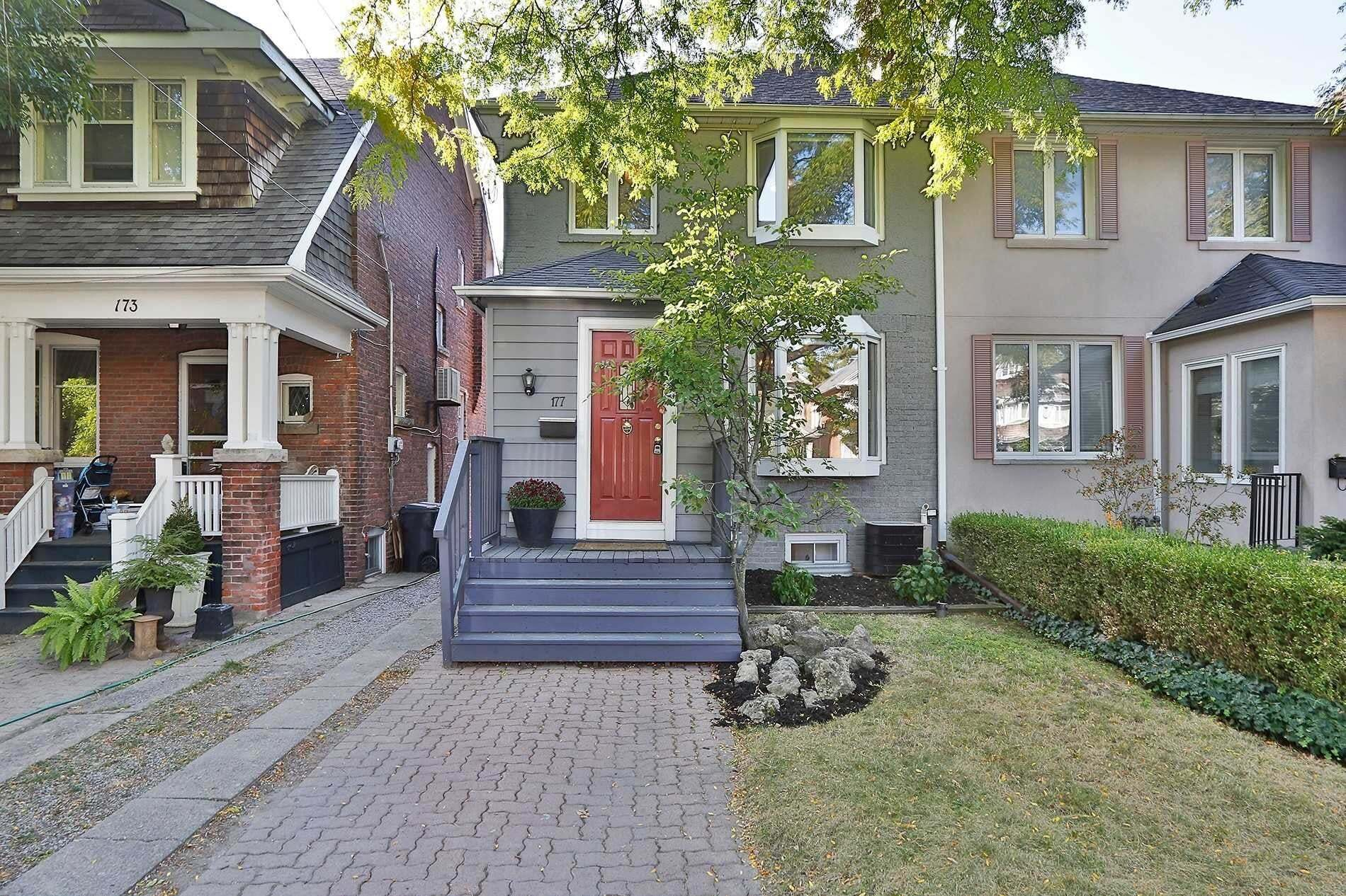 Townhouse for sale at 177 Albertus Ave Toronto Ontario - MLS: C4915504