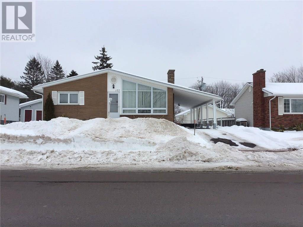 House for sale at 177 Ayer Ave Moncton New Brunswick - MLS: M123396