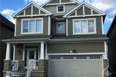Home for rent at 177 Bartonia Circ Ottawa Ontario - MLS: 1214919