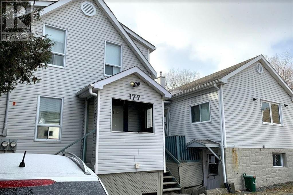 Townhouse for sale at 177 Edmund St Greater Sudbury Ontario - MLS: 2090448