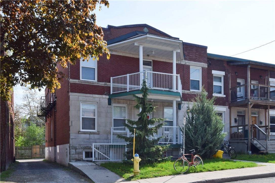Townhouse for sale at 177 Goulburn Ave Ottawa Ontario - MLS: 1159289
