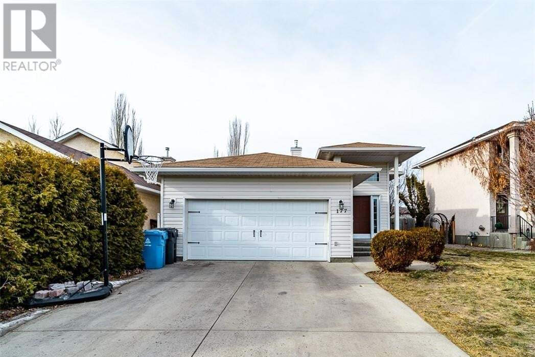 House for sale at 177 Heritage Circ West Lethbridge Alberta - MLS: LD0192001