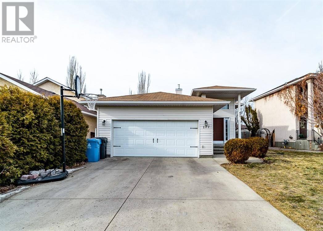 House for sale at 177 Heritage Circ W Lethbridge Alberta - MLS: ld0188198