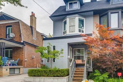 Townhouse for sale at 177 Humewood Dr Toronto Ontario - MLS: C4580296
