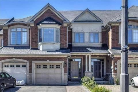 Townhouse for sale at 177 Kingsbridge Circ Vaughan Ontario - MLS: N4352750