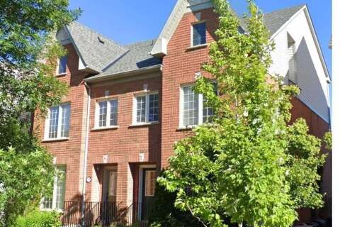 Townhouse for rent at 177 Littlewood Dr Oakville Ontario - MLS: W4869244