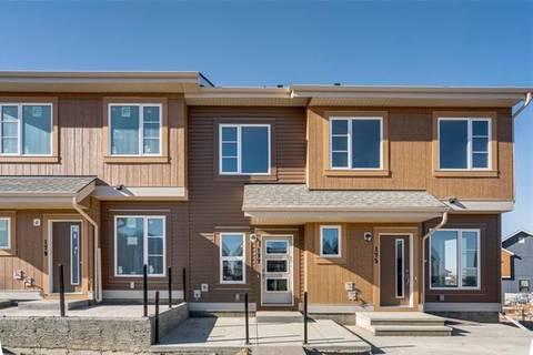 Townhouse for sale at 177 Livingston Common Northeast Calgary Alberta - MLS: C4273875