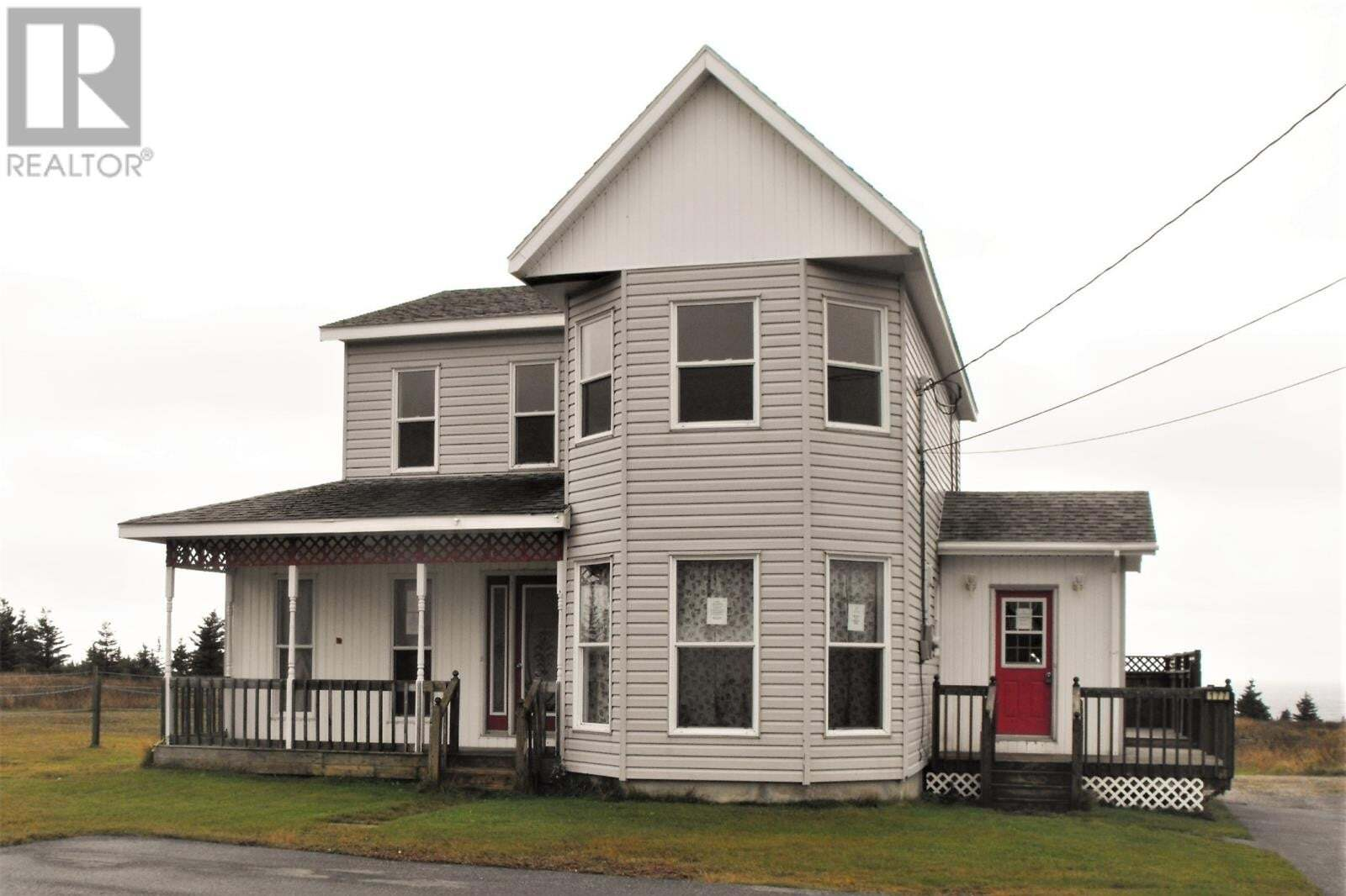 House for sale at 177 Main Rd Ship Cove Newfoundland - MLS: 1212291