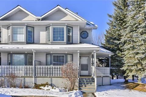 Townhouse for sale at 177 Martin Crossing Ct Northeast Calgary Alberta - MLS: C4277985