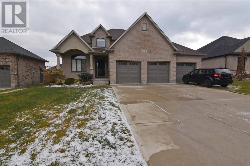House for sale at 177 Martin Dr Ilderton Ontario - MLS: 240346