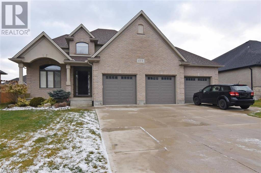 House for sale at 177 Martin Dr Ilderton Ontario - MLS: 246961