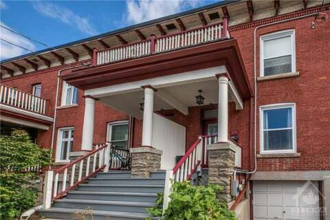 House for sale at 177 Percy St Ottawa Ontario - MLS: 1211843