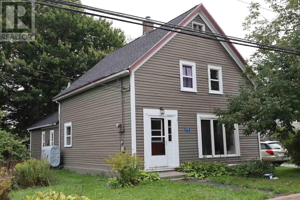 House for sale at 177 Union St Liverpool Nova Scotia - MLS: 202019596