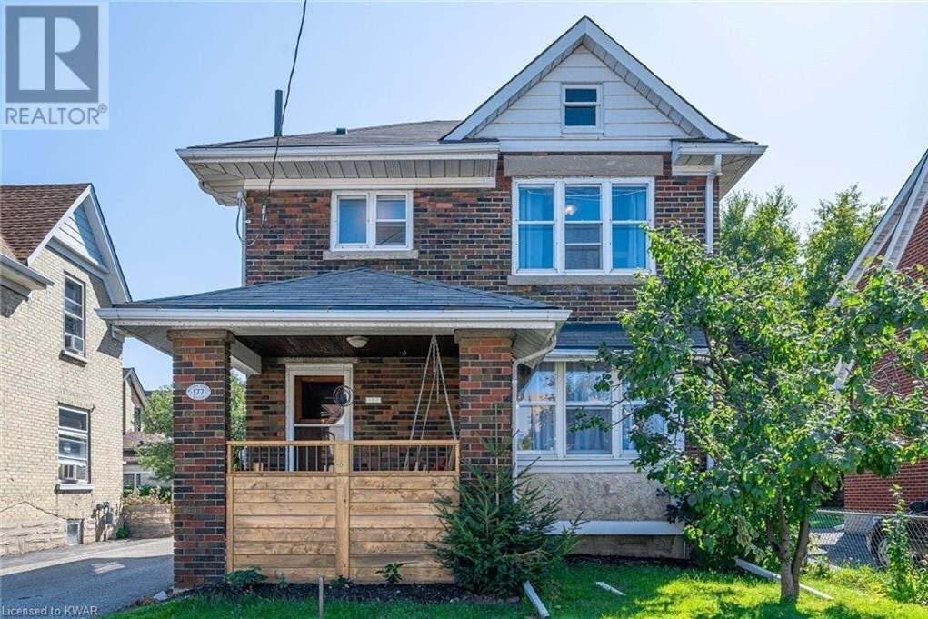 House for sale at 177 Victoria St South Kitchener Ontario - MLS: 40026537