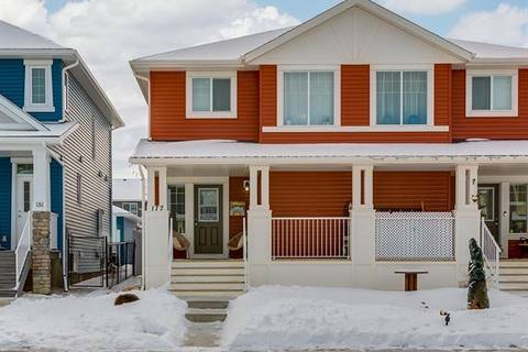 Townhouse for sale at 177 Willow Green Cochrane Alberta - MLS: C4287131