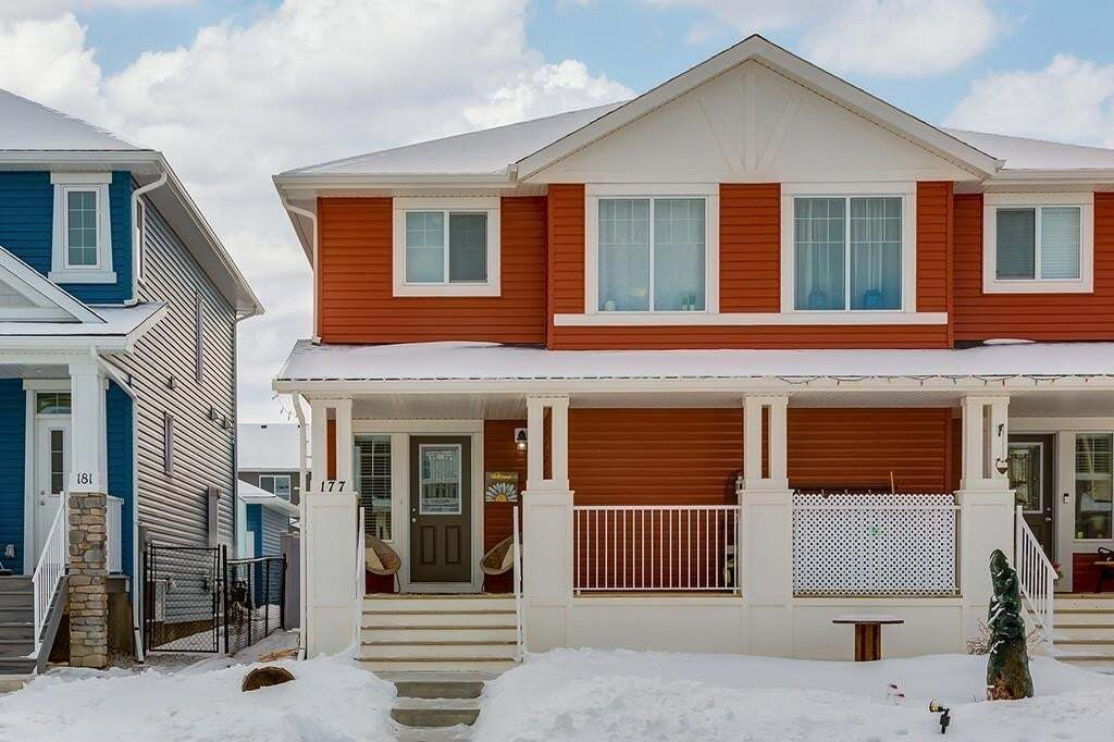 Townhouse for sale at 177 Willow Gr The Willows, Cochrane Alberta - MLS: C4287131