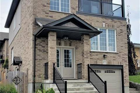 House for sale at 177 Windale Cres Kitchener Ontario - MLS: 30711589